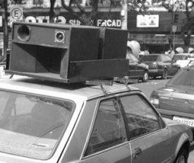 multa por poluição sonora no trânsito