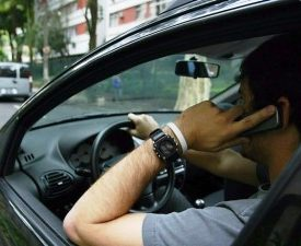 Atitudes no Trânsito que Podem dar Multa