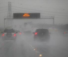Como dirigir em condições adversas